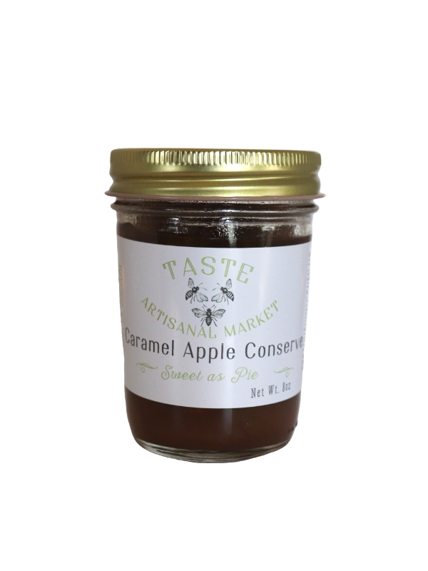 Caramel Apple Conserve